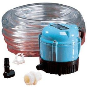 Little Giant PCPK-1  (574029) Swimming Pool Cover Pump