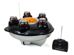 Radio Controlled Drink Boat by Excalibur