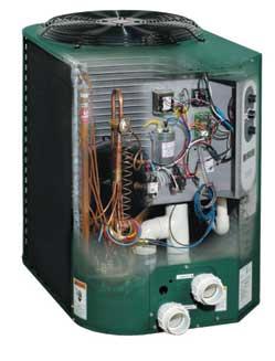 Raypak Deluxe Heat Pump