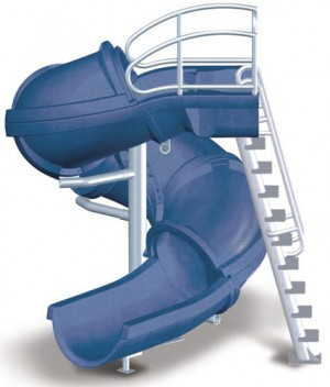 Vortex Pool Slide