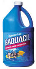 Baquacil Shock and Oxidizer