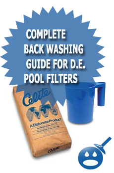 Complete Back washing Guide For D.E. Pool Filters