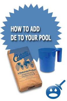 How To Add Diatomaceous Earth To Pool