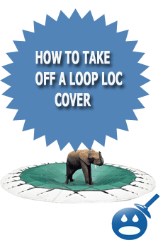How To Take Off A Loop Loc Cover