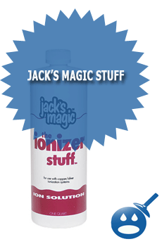 Jack's Magic Stuff