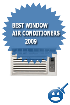 Best Window Air Conditioners 2009