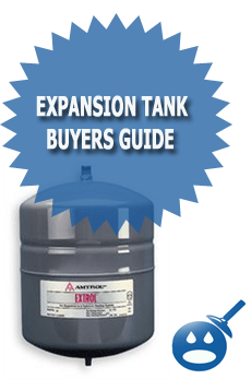 Expansion Tank Buyers Guide