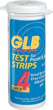 GLB 4 Way Test Strips