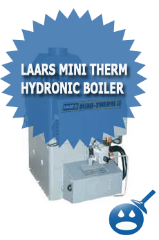 LAARS Mini Therm Hydronic Boiler