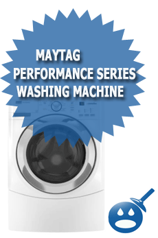 Maytag Performance Series Washing Machine