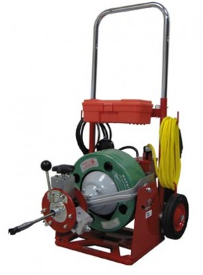 Spartan Drain Cleaning Machines