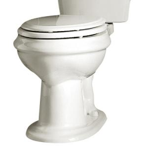 American Standard Elongated Toilet Bowl