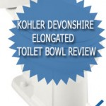 Kohler Devonshire Elongated Toilet Bowl Review