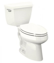 Kohler Highline Two Piece Toilet