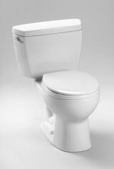 Toto Drake Model Cst743sr 11 Toilet