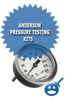 Anderson Pressure Testing Kits