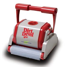 Dirt Devil Rampage Robotic Pool Vacuum