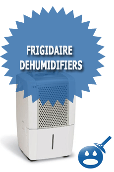 Frigidaire Dehumidifiers