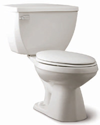 Gerber Viper Elongated High Performance Toilet