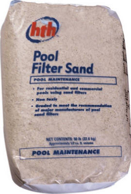 HTH 50LB Filter Sand