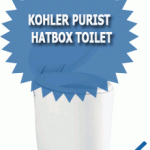 Kohler Purist Hatbox Toilet