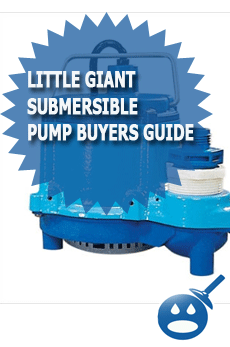Little Giant Submersible Pump Buyers Guide 