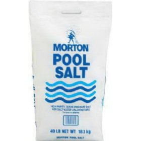 Morton Advanced Formula Pool Salt
