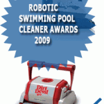 Robotic Swimming Pool Cleaner Awards 2009