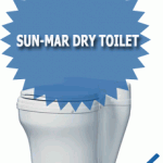 Sun-Mar Dry Toilet