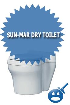 Sun-Mar Dry Toilet