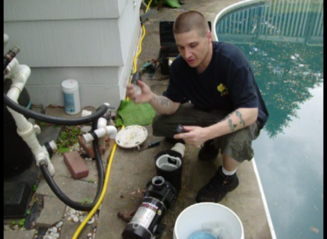 How To Install a Pool Sand Filter