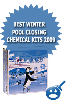 BioGuard Artic Blue Winter Chemical Kit