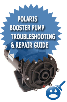 Polaris booster pump motor overhaul rebuild guide for Polaris booster pump motor replacement