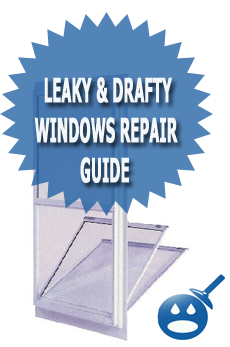 Leaky & Drafty Windows Guide