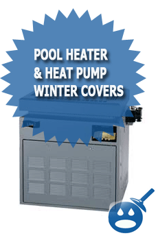 Pool Heater Winter Covers