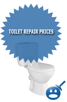 Toilet Repair Prices