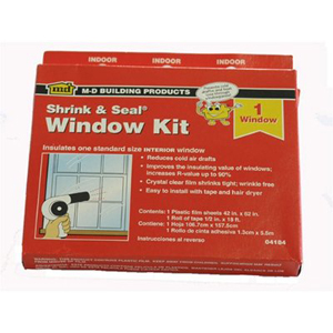 Window Sealant Kit