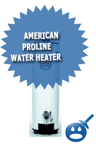 American PROline Water Heater