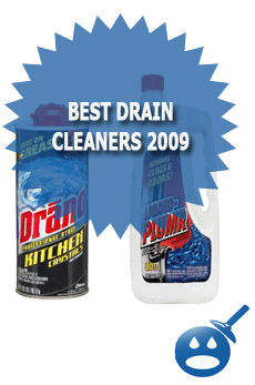 Best Drain Cleaners 2009