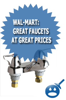 Wal-Mart: Great Faucets at Great Prices
