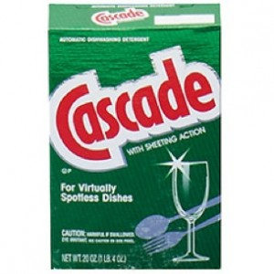 Cascade Dishwashing Soap
