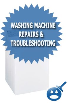 Washing Machine Troubleshooting