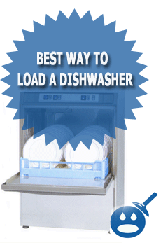 Best Way To Load A Dishwasher