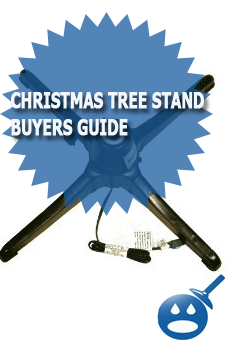Christmas Tree Stand Buyers Guide