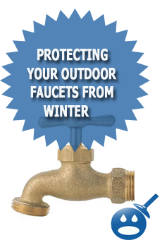 Protecting Your Outdoor Faucets From Winter