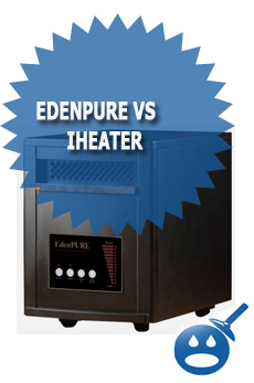 EdenPURE Vs iHeater