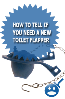 How To Tell If You Need A New Toilet Flapper