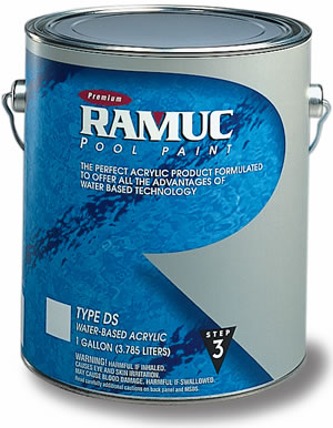 Swiimming Pool Paint