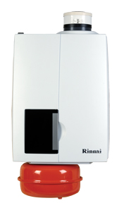 Rinnai E110C Gas Fired Boiler