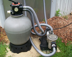 Basic Above Ground Filter System